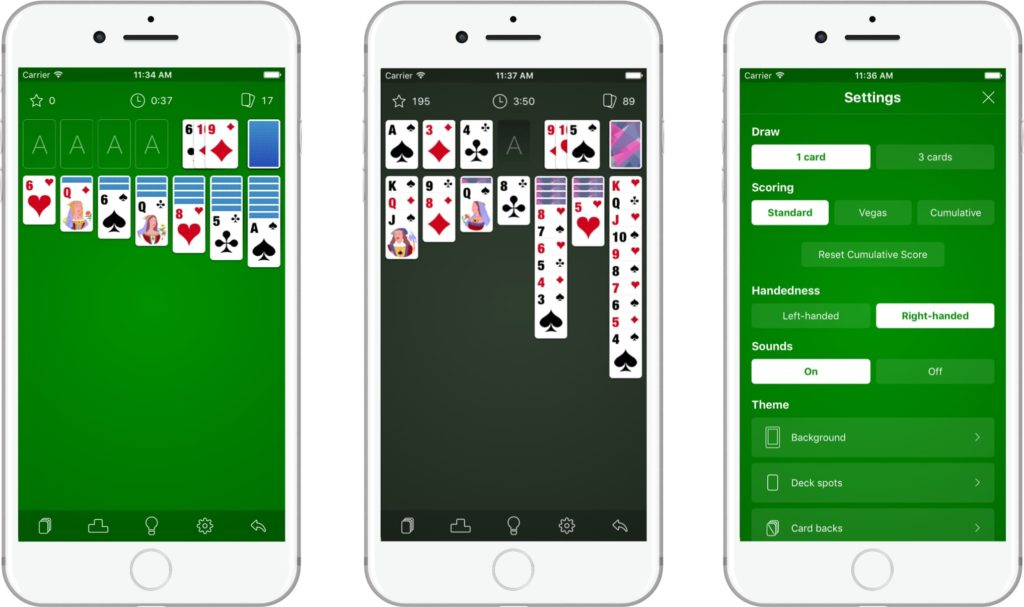 Addicting games - Solitaire