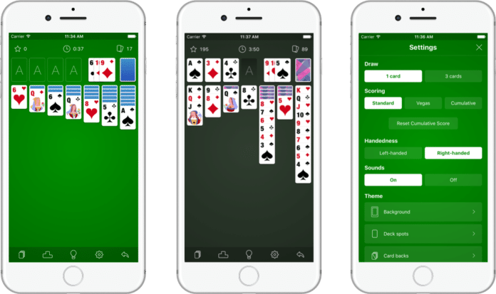 World of Solitaire - A New Look at Classic Klondike ...