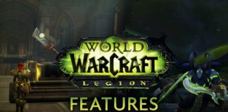World of Warcraft Legion Trailer