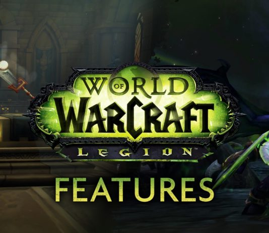 World of Warcraft Legion Trailer