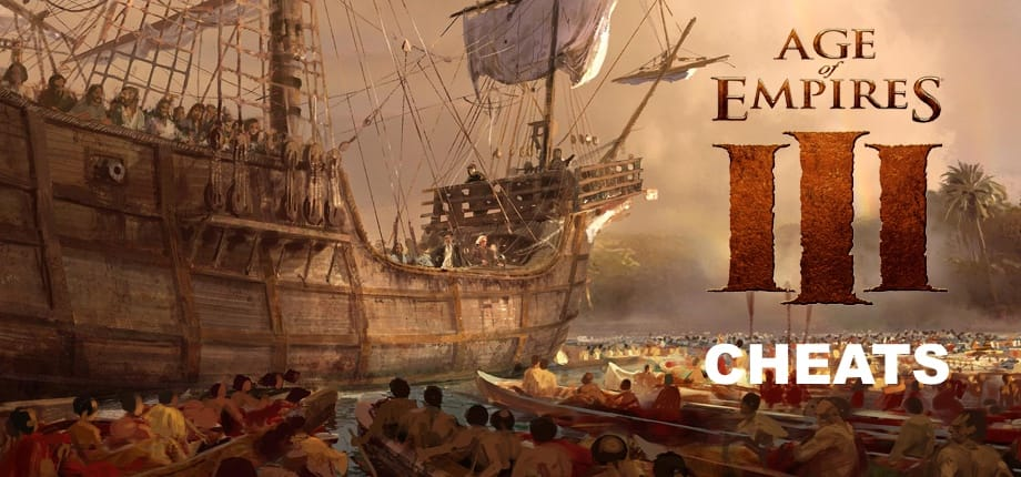 Age of Empires 3 cheats – The complete cheats list