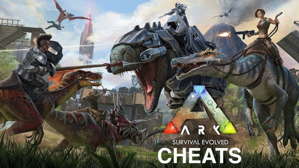 Ark cheats
