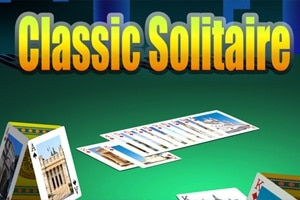 Classic solitaire klondike