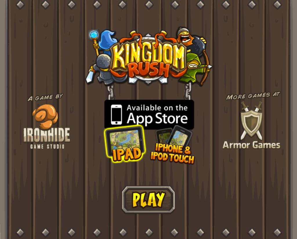 addicting games - kingdom rush
