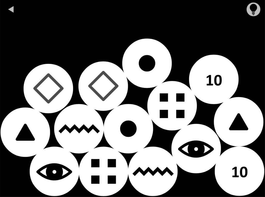 Newgrounds - black - puzzle