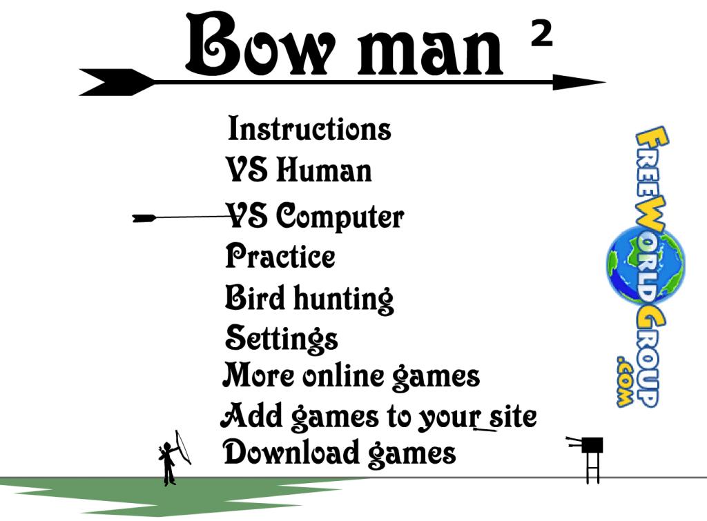 addicting games - bowman 2