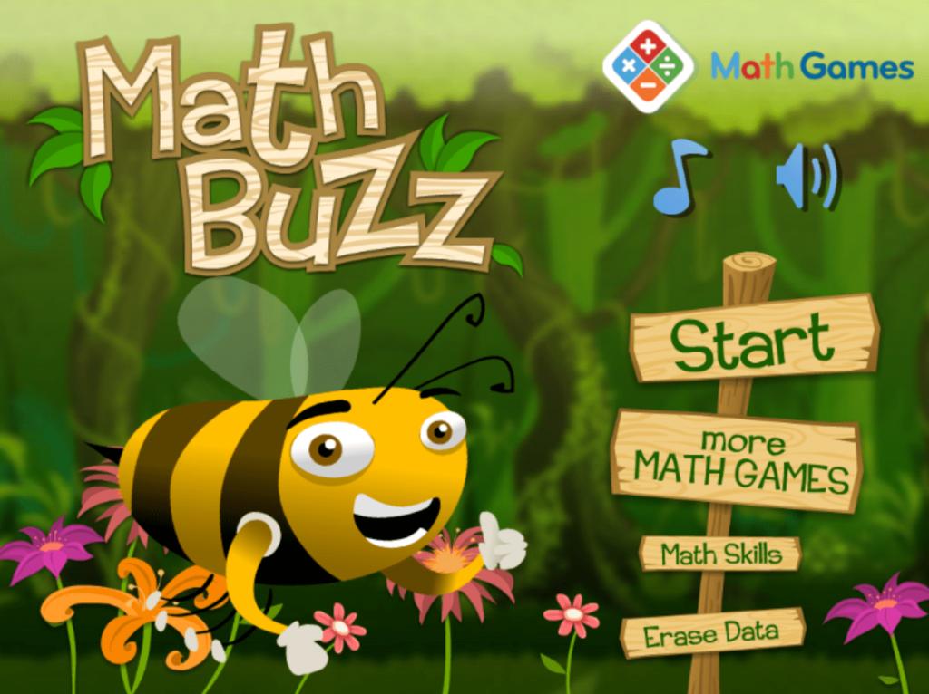 math buzz addicting games