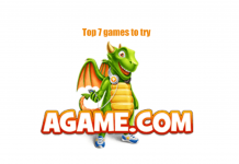 agame.com top 7 games to try