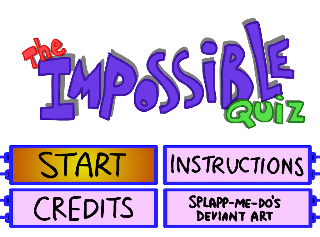 agame - the impossible quiz