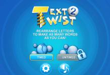 Text Twist