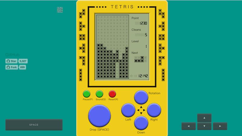 Good old tetris - tetris friends alternatives
