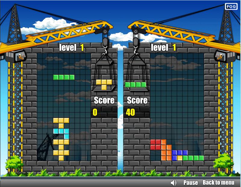 Multiplayer tetris - teris friends alternative