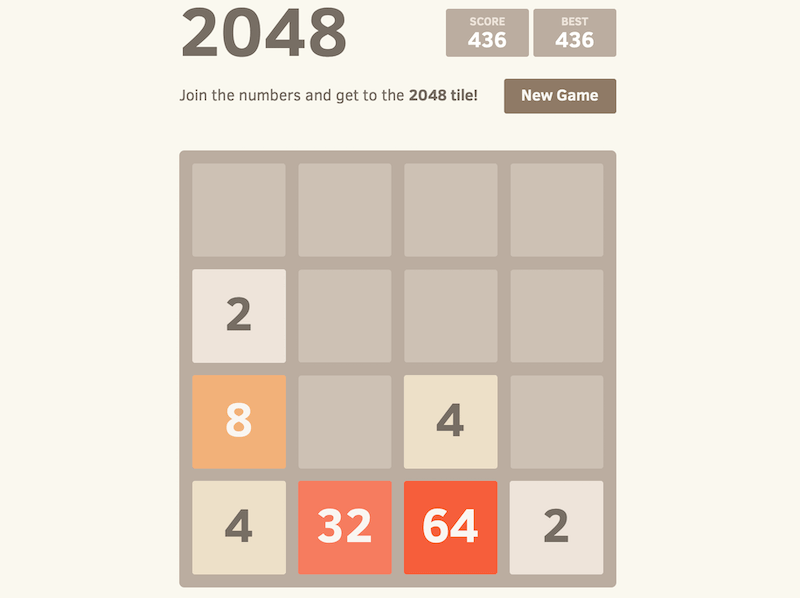 silver games 2048