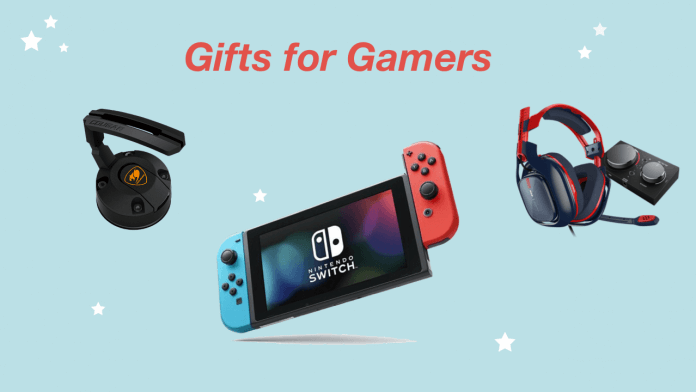 gifts for gamers